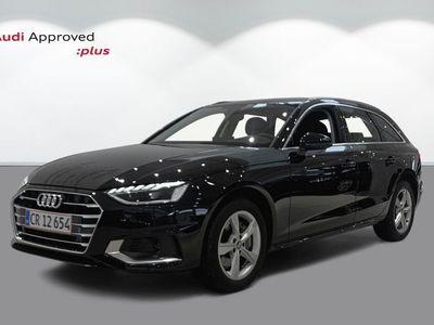 brugt Audi A4 40 TDi Advanced+ S-tr.