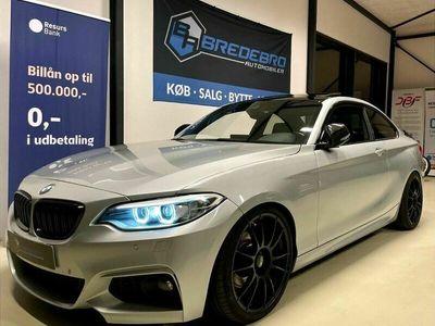 brugt BMW 225 d Coupé M-Sport aut.