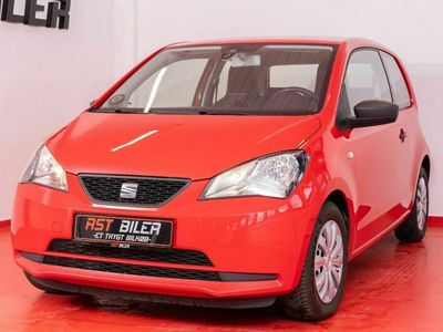 brugt Seat Mii 1,0 60 Reference eco