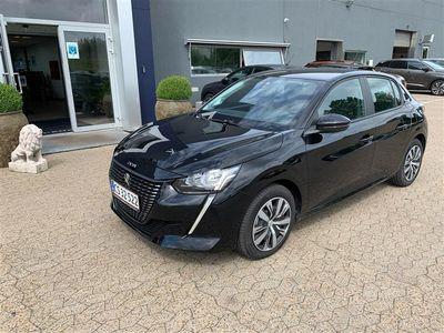 brugt Peugeot 208 1,2 PureTech Allure+ 100HK 5d 6g