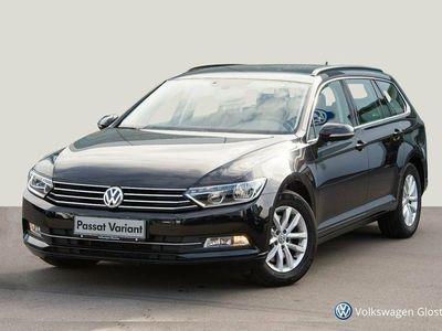 brugt VW Passat 2,0 TDi 150 Comfort Prem. Vari DSG