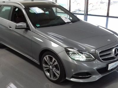 gebraucht Mercedes E250 2 CDi Avantgarde st.car aut.