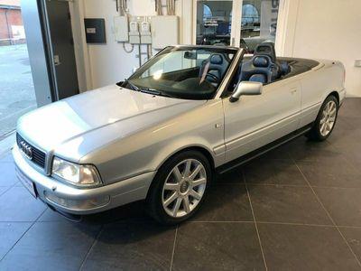 brugt Audi Cabriolet 2,6aut