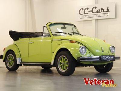 używany VW Käfer Cabriolet