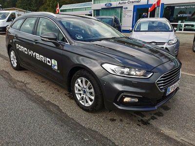 brugt Ford Mondeo 2,0 HEV Titanium stc. CVT
