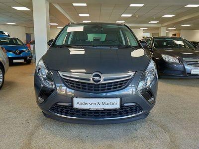 brugt Opel Zafira 1,4 Turbo Enjoy 140HK 6g Aut.