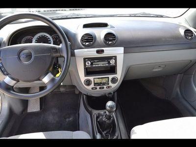brugt Chevrolet Lacetti 1,6 SX 5d
