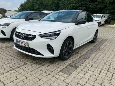 brugt Opel Corsa Corsa 1,2 Sport 75HK 5d1,2 Sport 75HK 5d