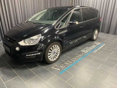 brugt Ford S-MAX TDCi 140 Collection 7prs