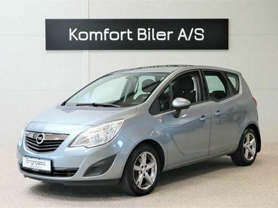 brugt Opel Meriva T 120 Enjoy 1,4