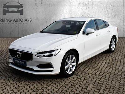 brugt Volvo S90 2,0 D3 Momentum 150HK 8g Aut. - Personbil - hvid