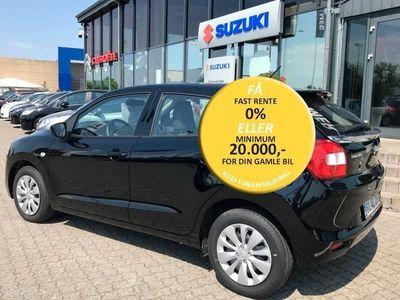 used Suzuki Baleno 1,2 Dualjet 16V Comfort CVT 90HK 5d Aut.