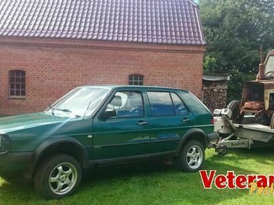 brugt VW Golf Country VW Golf Country
