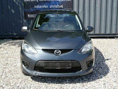 brugt Mazda 2 1,6 DE Advance