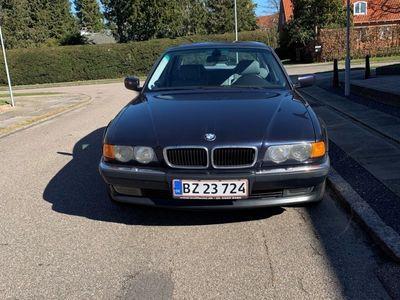 käytetty BMW 740 i L 4,4 286HK Aut.