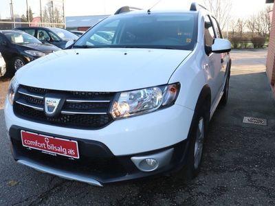 brugt Dacia Sandero Stepway 0,9 TCe 90 Prestige