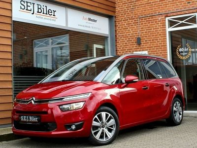 used Citroën Grand C4 Picasso 2,0 BlueHDi Intensive 150HK MPV 5d
