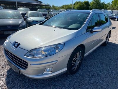 brugt Peugeot 407 1,8 Perfection SW