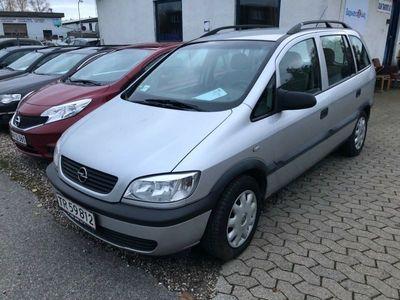 brugt Opel Zafira 1,6 16V Family