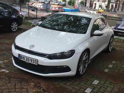 brugt VW Scirocco 2,0