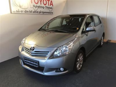 brugt Toyota Verso 7 pers. 1,8 VVT-I T2 Skyview 147HK 6g