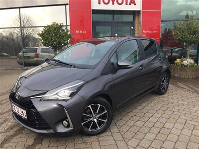 begagnad Toyota Yaris 1,5 VVT-I T3 Smartpakke 111HK 5d 6g