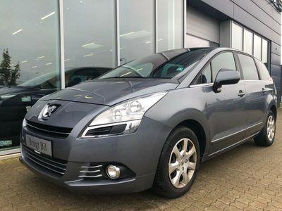 brugt Peugeot 5008 1,6 HDi 112 Premium 7prs