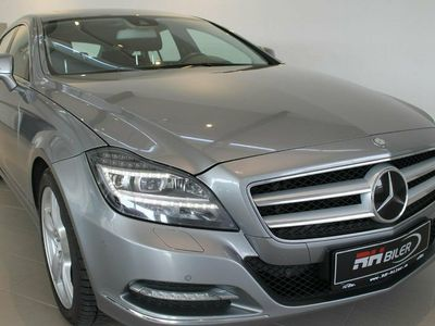 used Mercedes CLS350 3,0 CDi SB aut. BE