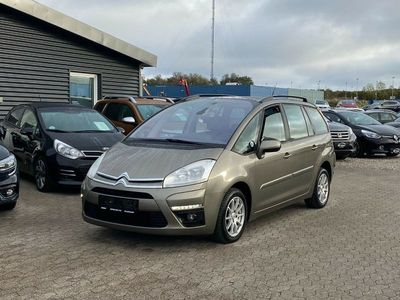 brugt Citroën Grand C4 Picasso 1,6 HDi 112 Seduction 7prs