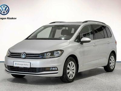 gebraucht VW Touran 1,4 TSi 150 Comfortline DSG BMT 7p