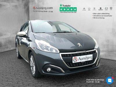 brugt Peugeot 208 BlueHDi 100 Desire Sky