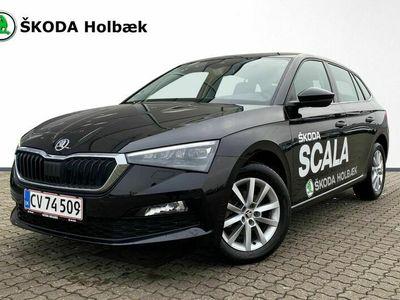 brugt Skoda Scala 1,0 TSi 115 Style DSG