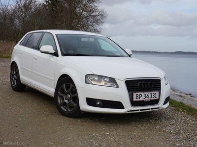 brugt Audi A3 2,0 TDI 140HK 5d