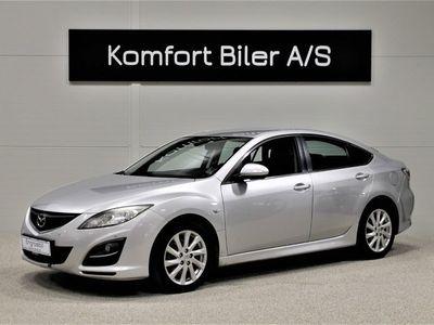 brugt Mazda 6 DE 163 Premium 2,2