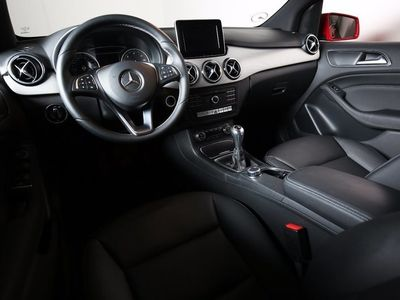 brugt Mercedes B180 1,5 CDi Urban