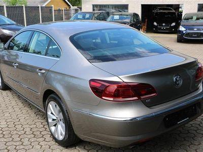 brugt VW CC 2,0 blueMotion TDI DSG 140HK 4d 6g Aut.