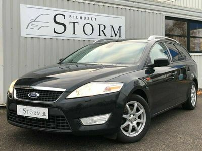 brugt Ford Mondeo 2,0 TDCi 115 stc. ECO