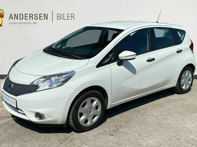 brugt Nissan Note 1,2 Visia 80HK 5d