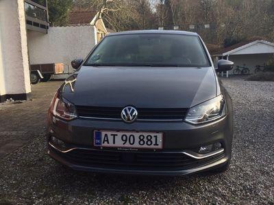 used VW Polo 1,2 TSI 90 hk BMT 5 dørs