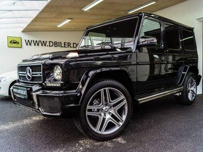 brugt Mercedes G400 4,0 CDi aut. Van