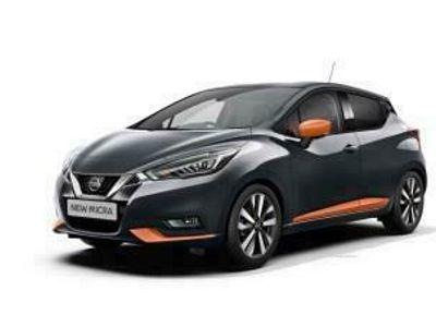 brugt Nissan Micra 1,0 IG-T N-Connecta Start/Stop 100HK 5d
