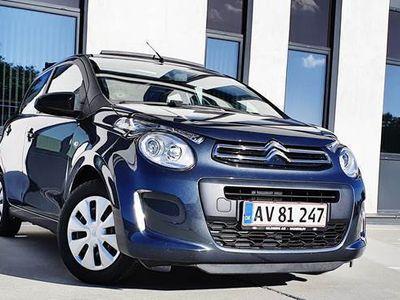 brugt Citroën C1 1,0 Cabriolet