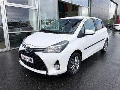 käytetty Toyota Yaris 1,3 VVT-I Limited 100HK 5d 6g