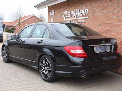 brugt Mercedes C220 CDi Avantgarde aut. BE