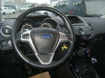 brugt Ford Fiesta 1,6 TDCi 95 Titanium ECO