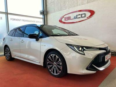 brugt Toyota Corolla Touring Sports 1,8 Hybrid H3 Premium E-CVT 122HK Stc Trinl. Gear