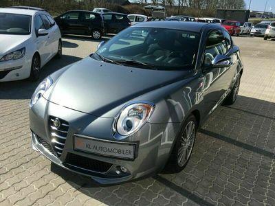 brugt Alfa Romeo MiTo 1,4 M-Air 135 Distinctive TCT