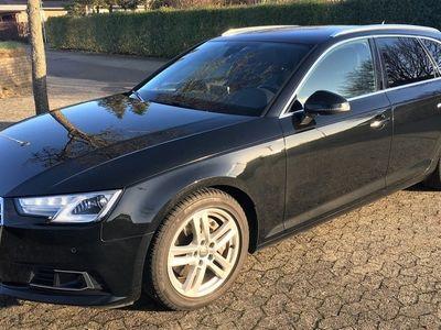 brugt Audi A4 AVANT 2,0 TDI QUATTRO