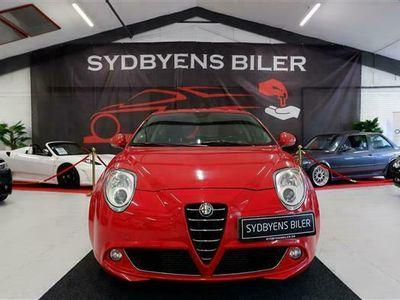 brugt Alfa Romeo MiTo 1,4 Turbo Distinctive 155HK 3d 6g