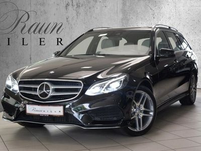 brugt Mercedes E250 CDI - 204 hk 4MATIC G-TRONIC T AMG-Line